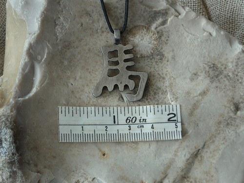 07 KŮŇ - Čínský zodiac