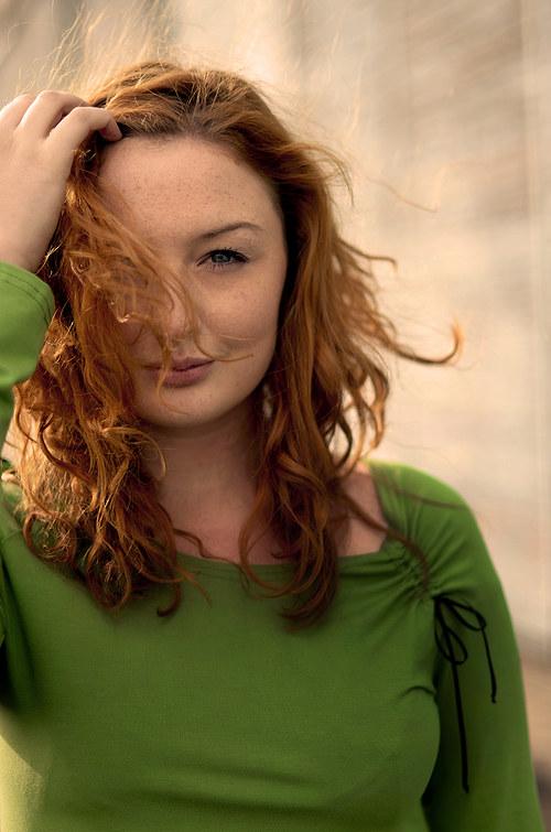 Fotografové na rozdíl od modelek milují větrno