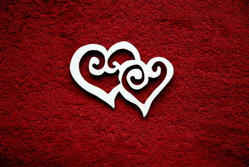 2D výřez 2spojená srdce ozd.-v.6,5x8,3cm