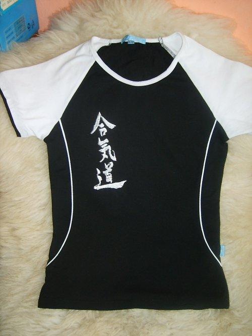 Tričko s japonskou výšivkou