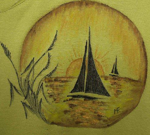triko s lodičkou