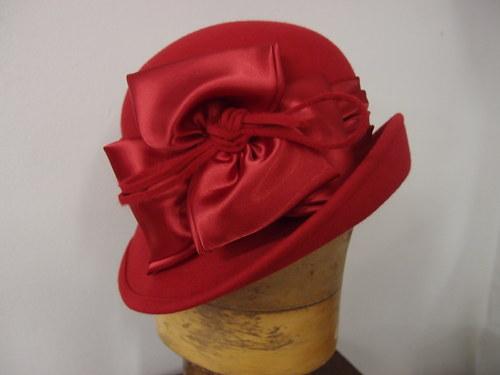 Filcový klobouk č. 5693