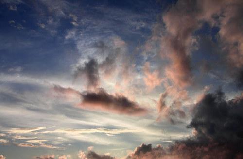 """Fotografie \""""Nebeské nebe\"""""""