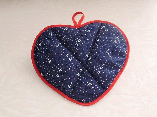 Podložka ve tvaru srdce