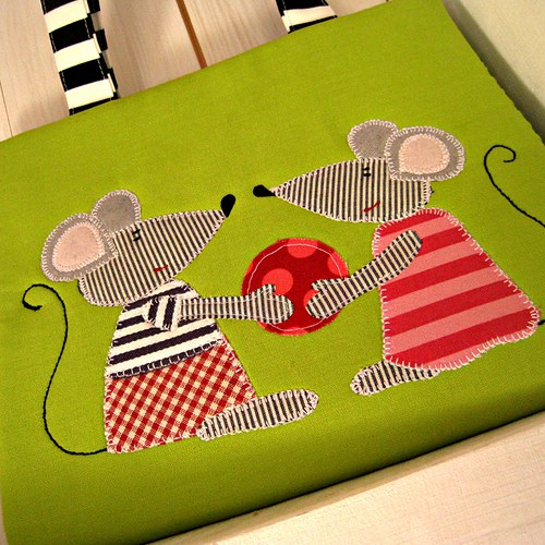 Myší házená - pastelkovník zelený
