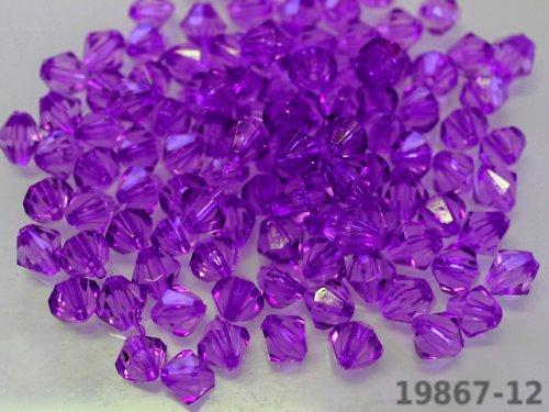 19867-B12 Ohňovky 8mm fialové bal. 7.5g