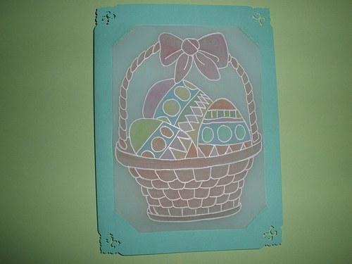 Velikonoční přáníčko III