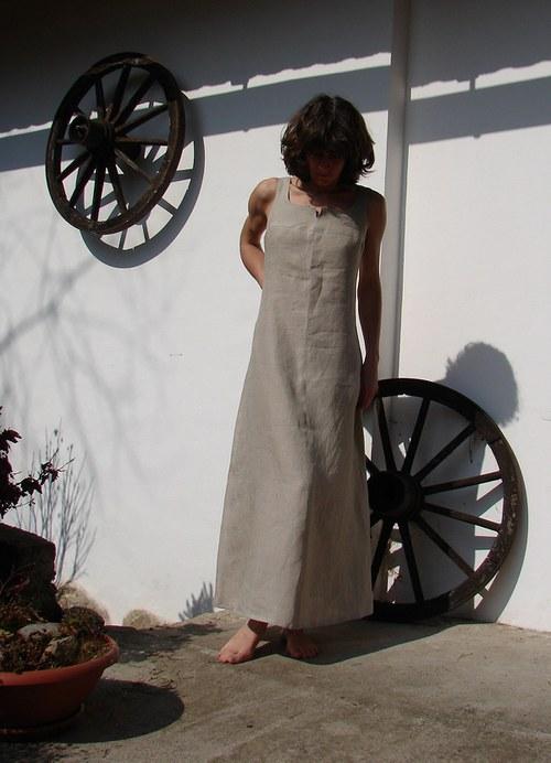 """Lněné šaty či šatovka \""""Naturela Dream\"""""""