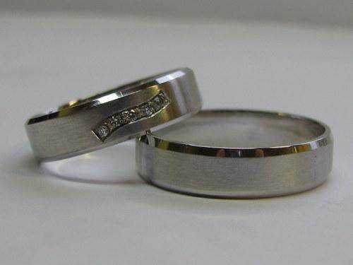 snubní prsteny M24
