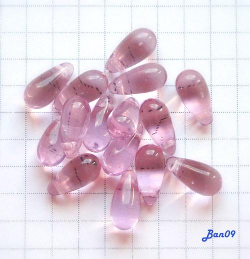 Kapky fialové