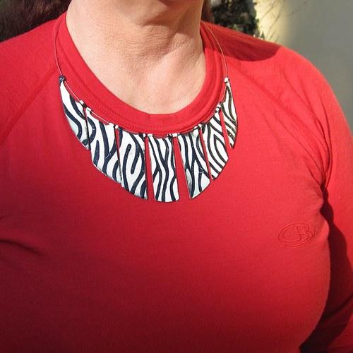 Zebra je pruhovaný koník...(2.)