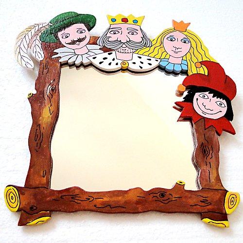 Pohádkové zrcadlo - královské