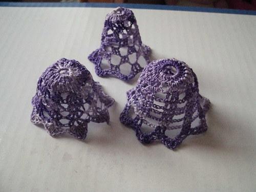 Zvonečky fialové