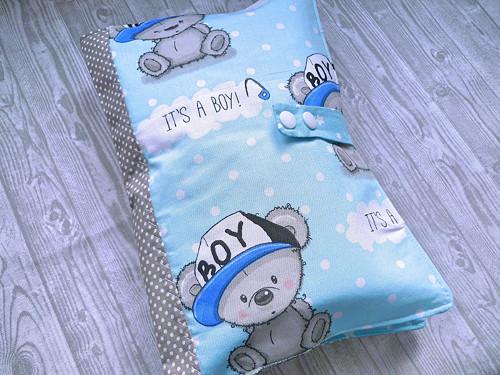 Plenkovník- 4v1 medvidek BOY