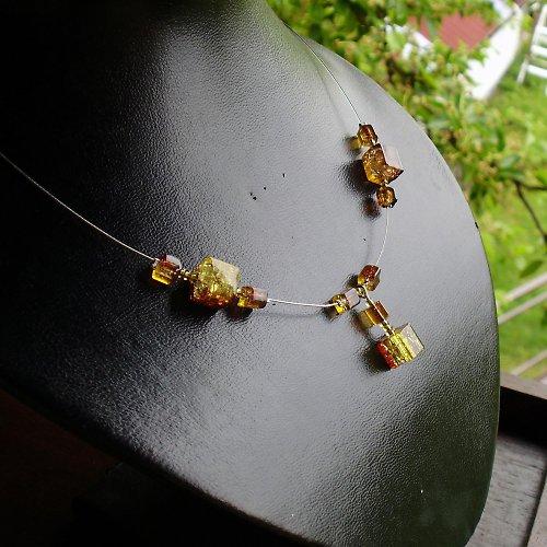 Honey - medový náhrdelník - opět v nabídce
