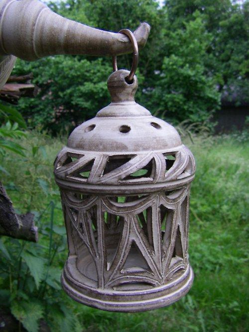 Lampa závěsná