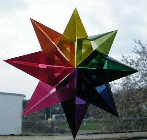 Duhová hvězda