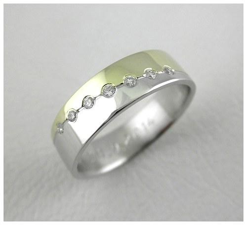 Snubní prsteny 12, 13