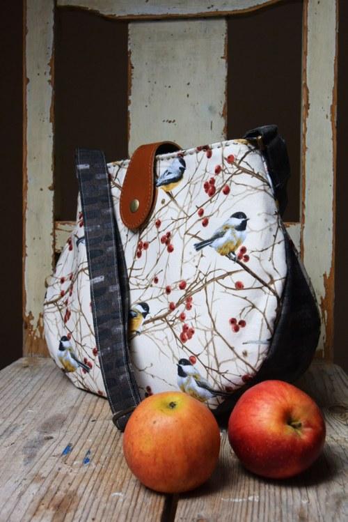 Sýkorky - kabelka