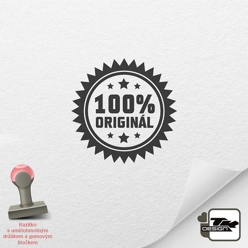 Originál- 2014007 - 3cm x 3cm