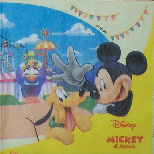 Myška Mickey a pluto