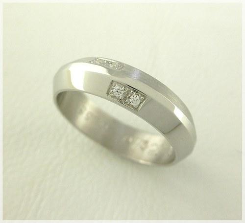 snubní prsteny č. 58