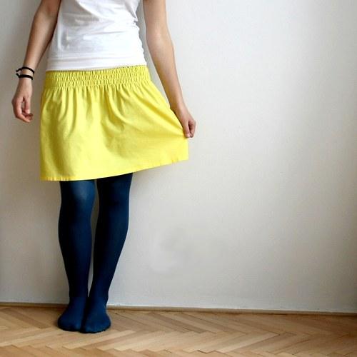 Žlutá žabka :)