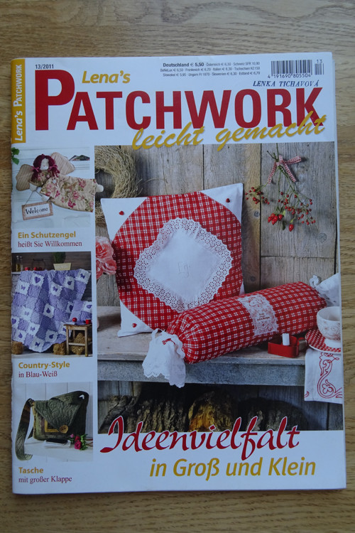 Lena´s Patchwork 13/2011