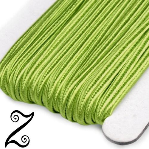 Sutaška, jasmine green, 3 mm (1m)