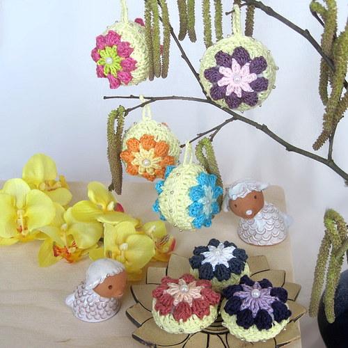 Veselá jarní dekorace