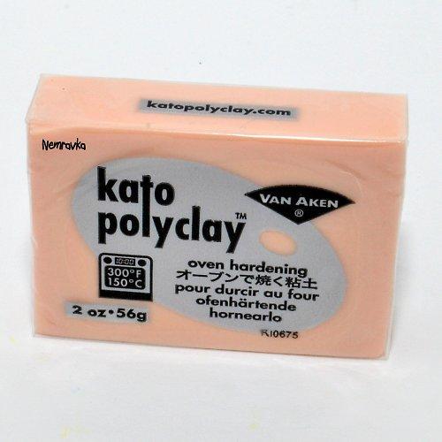 Kato Polyclay / profi polymerová hmota / Tělová