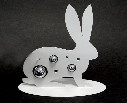 Dekorace, jaro, velikonoce, zajíček, králík