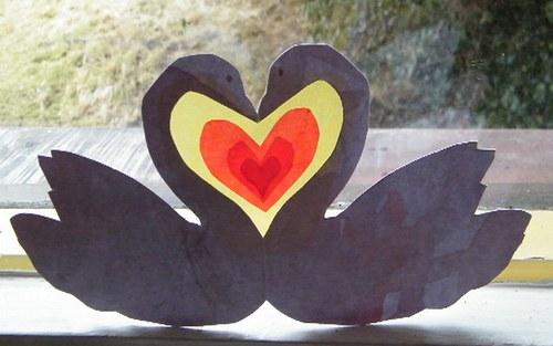 Labutí láska