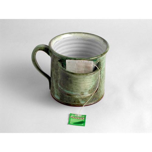 Hrnek kapsa na pytlikový čaj
