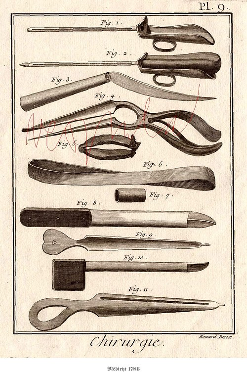 Chirurgické nástroje II