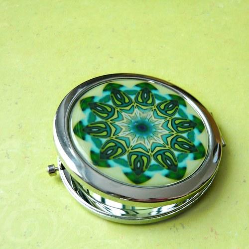 Zrcátko - zelené