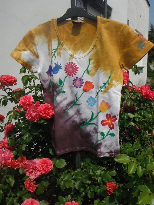 Rozkvetlá zahrádka / My garden