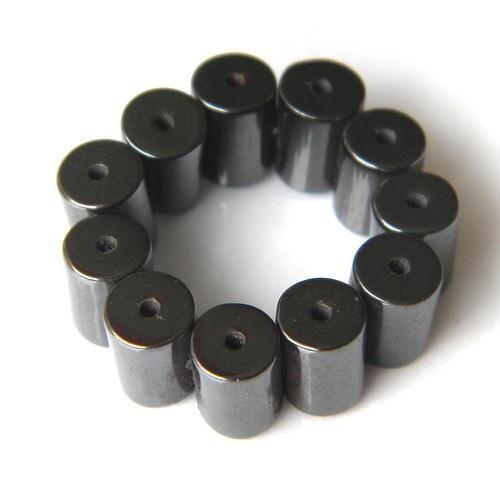 Magnetické korálky - oválky