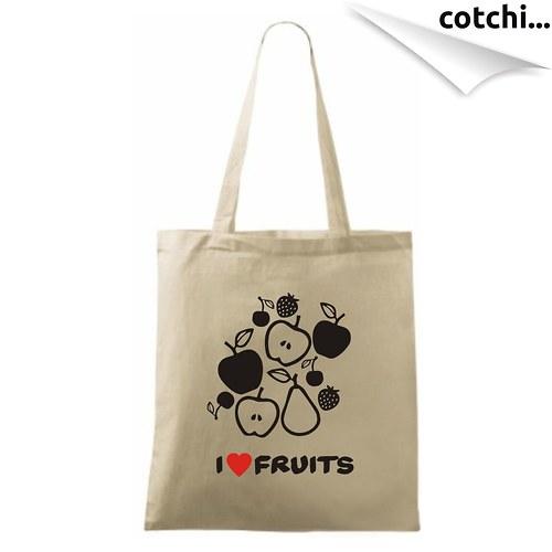 Taška na nákupy FRUITS **více barev**
