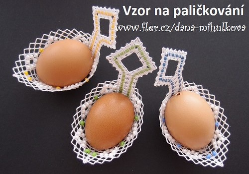 Podvinek 015 - Košíčky na vajíčka