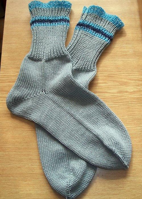 Ponožky šedé vel. 36/37