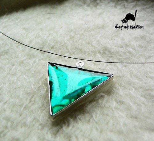 Mechový trojúhelník