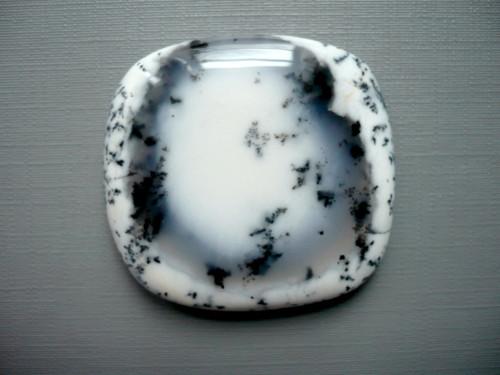 Kabošon dendritického opálu 41 mm, č.9