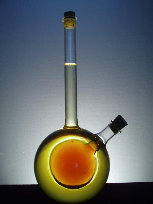 olej a ocet - SLUNEČNÍ ZÁŘE