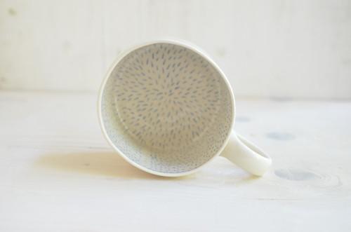 Český rýžový porcelán - hrneček 400 ml