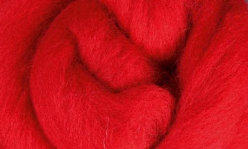 Česanec Merino Scarlet 20 g