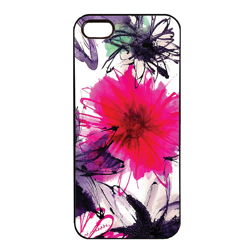 LETNI KVETY - IPhone 5 Obal