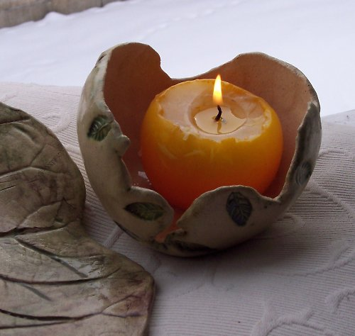 Pan Lupínek ...na svíci nebo květiny