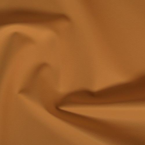 ZO2  Textilní kůže - koženka ŽLUTá matná tm., á 1m