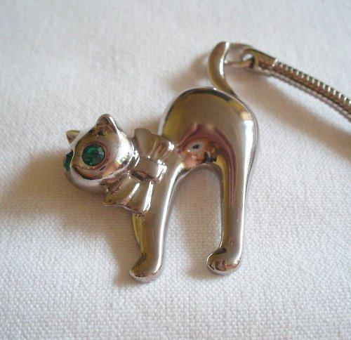 Kočička Daisy na klíče